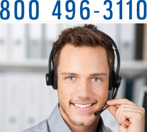 Call Our Customer Service. Tel: (800) 496-3110